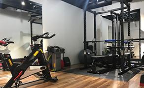 ALL AGES Athletic Gym 設備